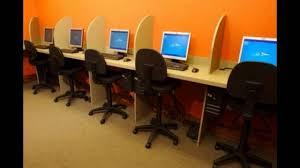 Design Cyber Cafe Furniture | computer table design for internet cafe furniture ideas