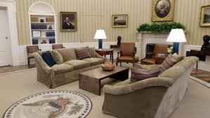 2010 Office Furniture by Obama U0027s Oval Office Gets A Makeover Cbs News