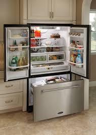 kitchenaid cabinet depth refrigerator refrigerator amazing cheap counter depth refrigerator cheap