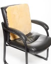 Leather Chair Cushions And Pads Medical Sheepskin Chair Pad Cushion Sheepskin Town