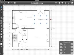 step 26 adding the room names touchdraw for ipad floorplan