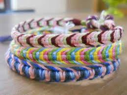 bracelet pattern tutorials images Multicolored macrame bracelets friendship bracelet tutorial jpg
