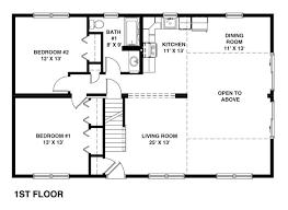 Kitchen Dining Room Layout Shore Modular