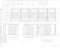 Design Plan Kronverk Cinema Robert Majkut Design Archdaily