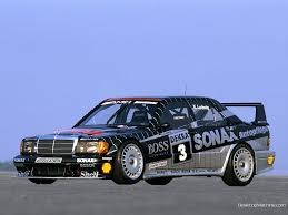 mercedes benz 190 dtm 1024 x 768 wallpaper