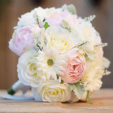Silk Bridal Bouquets Wedding Bouquets Ebay
