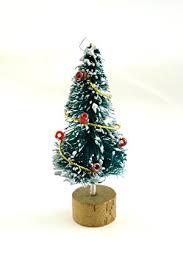 Mini Christmas Tree Decorations Uk by Dolls House Miniature Christmas Accessory Mini Xmas Tree 5040