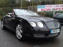 bentley continental convertible bentley continental gt convertible 6 0 w12 2d auto for sale parkers
