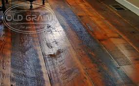 recycled wood flooring grain
