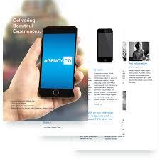mobile app proposal template free sample
