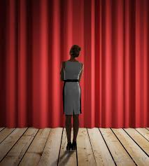 Curtains On A Stage Watching From Heaven Clouds Of Thought Www Cloudsofthought Com