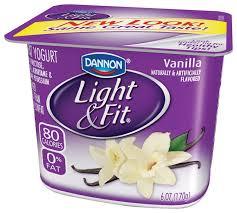 dannon light and fit nutrition greek yogurt light and fit greek yogurt nutrition