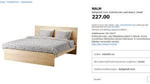 Ikea M Chen Schlafzimmer Malm Bett Designer Streitet Sich Mit Ikea W U0026v