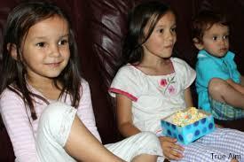 family movie night easy cereal snack true aim