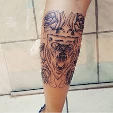 50 amazing bear tattoos designs and ideas 2018 tattoosboygirl
