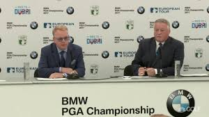 Fly Flag At Half Mast Keith Pelley Reflects On Tragedy In Manchester England Golf Channel