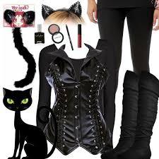 Halloween Costumes Black Cat Image Result Diy Cat Halloween Costumes Teenage Girls