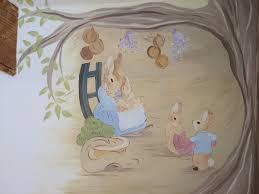 joanna perry joannaperryuk twitter peter rabbit hand painted wall mural nurserymuralspic twitter com jbq6lthhr4