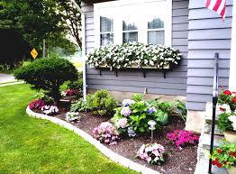 Gardening Ideas For Front Yard Flower Bed Ideas For Front Of House Back Front Yard Landscaping