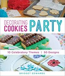 decorating cookies 60 designs for holidays celebrations