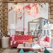 pink sofa designs to break the monotony in neutral interiors