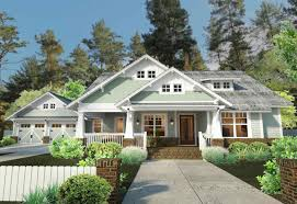 one story farmhouse around porch nursery single house with architectures small