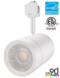 17 5w integrated led track light head torchstar