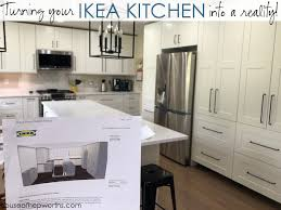 ikea kitchen cabinet frame building your own custom ikea kitchen the planning