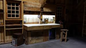 garage design accomplish garage workbench roll away