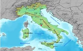 Maps Italy Map Of Italy Overview Map Worldofmaps Net Online Maps And