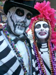new orleans costumes mardi gras dead new orleans crescent city mardi