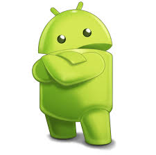 android bot android robot sideview character transparent png stickpng