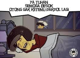 Meme Komic - kumpulan meme comic lucu otong pak polisi bikin ngakak sewarga