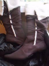 womens size 9 eee boots zip wide eee slim heel boots for ebay