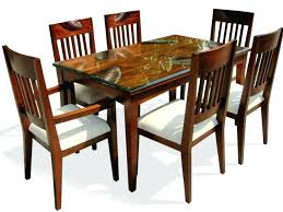Dining Table And Six Chairs Glass Dining Room Table And Chairs Small Glass Dining Table And 4