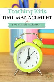 Free Printable Self Help Worksheets Best 20 Time Management Worksheet Ideas On Pinterest Project
