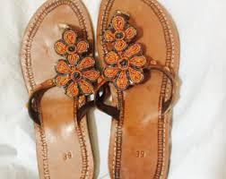 maasai sandals etsy