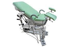 sedia ginecologica sedia ginecologica immagine stock immagine di clinica 31699215
