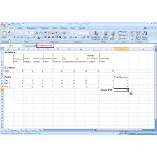 Critical Path Template Excel How To Use Excel In The Critical Path Method Cpm