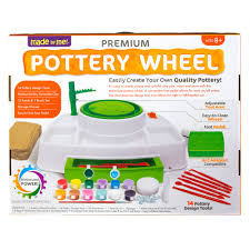 made by me premium pottery wheel by horizon group usa walmart com