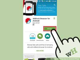 stop ads on android 5 ways to stop pop ups on android phone wikihow