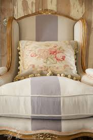 Hydrangea Hill Cottage French Country Decorating French Country Cottage Linen French Blue Chair Like The Center