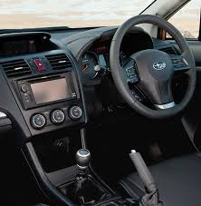 subaru crosstrek interior leather subaru xv review 2012 on
