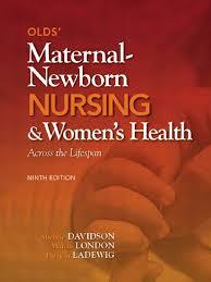 old u0027s maternal newborn nursing u0026 women u0027s health ninth edition