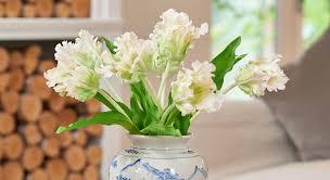 large arrangements artificial flowers plants peony
