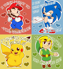 gamer valentines cards valentines by faster by choice on deviantart