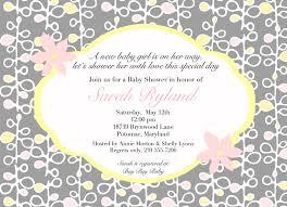 Bridal Shower Invite Wording Baby Shower Invitation Wording Ideas Theruntime Com