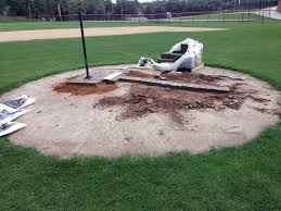 mound building sports turf management of michigansports turf