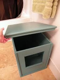 Decorative Cat Box Best 25 Hidden Litter Boxes Ideas On Pinterest Diy Litter Box