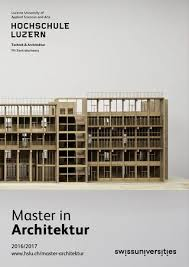 master architektur master architektur issuu